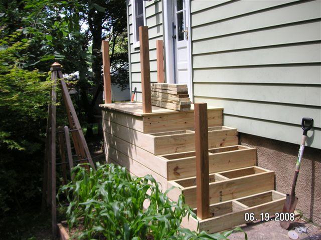 Exterior Stair Case Design