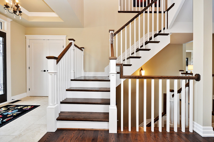 indoor-stair-railing – Staircase design