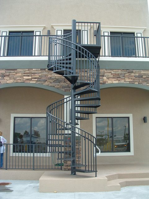 Outdoor Spiral Staircase Staircase Design