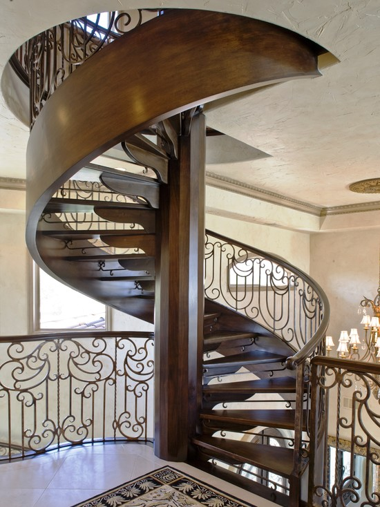 Spiral Stair Case Design