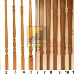 wood-balusters