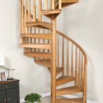 wooden-spiral-staircase