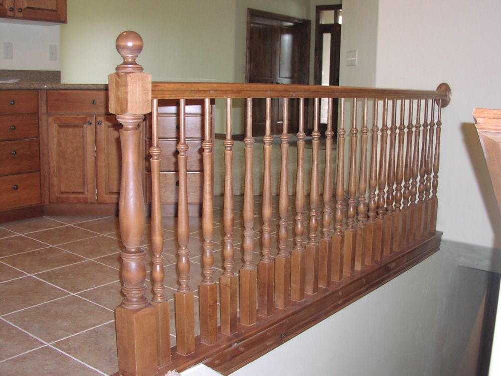 Rails Stair Case Design
