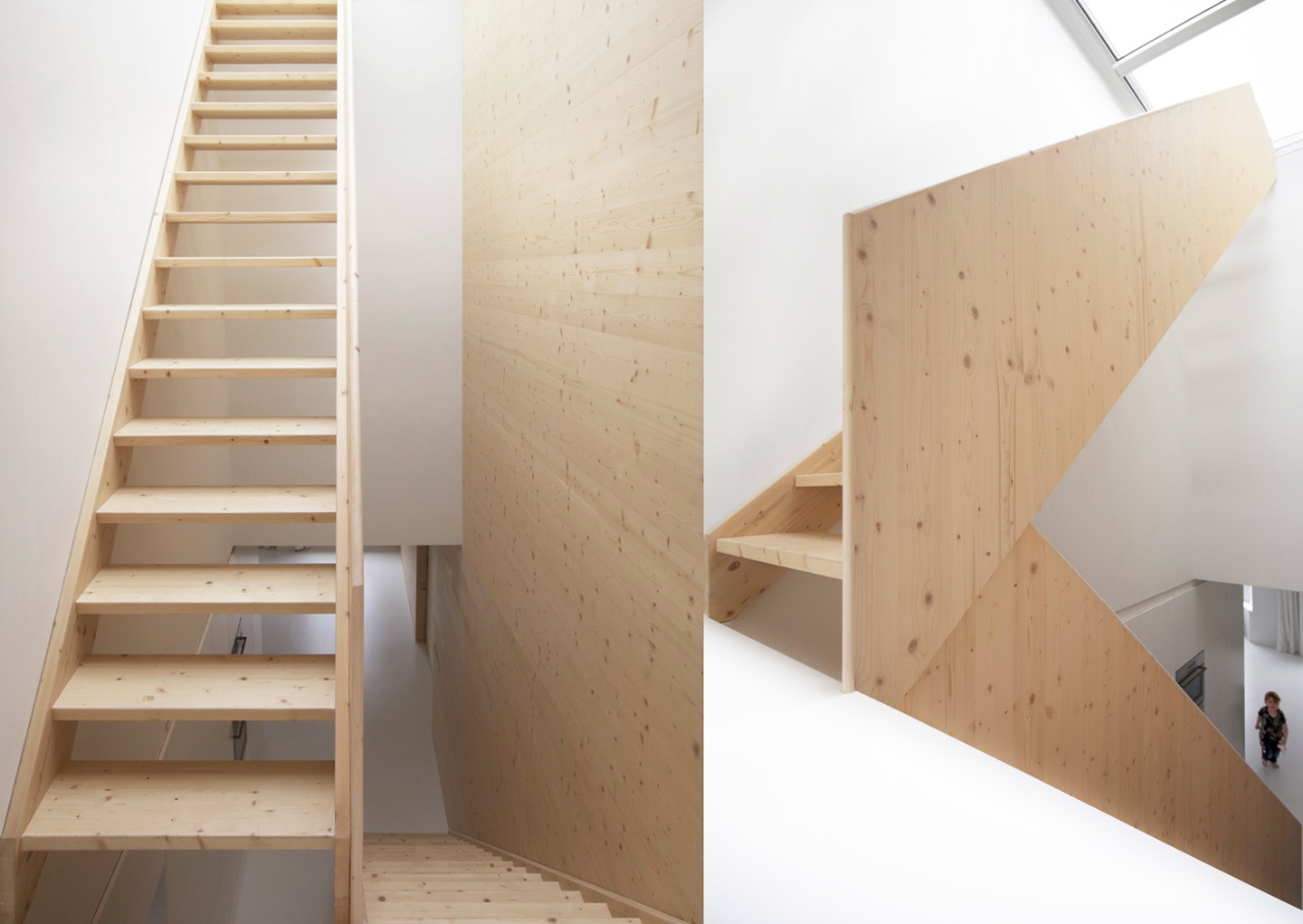 Wooden Stairs Design Staircase Design