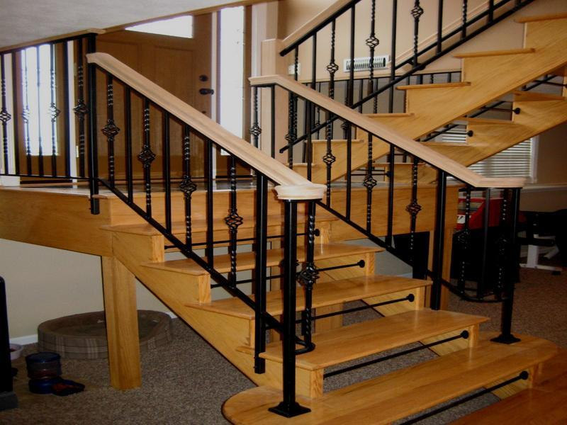 Black Spindles For Stairs