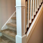 craftsman newel post