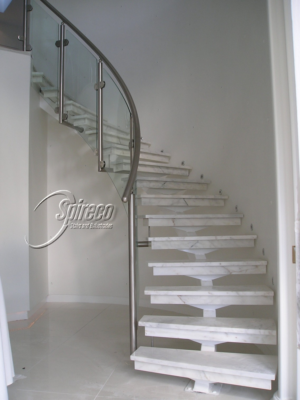 Curved Staircase Kits