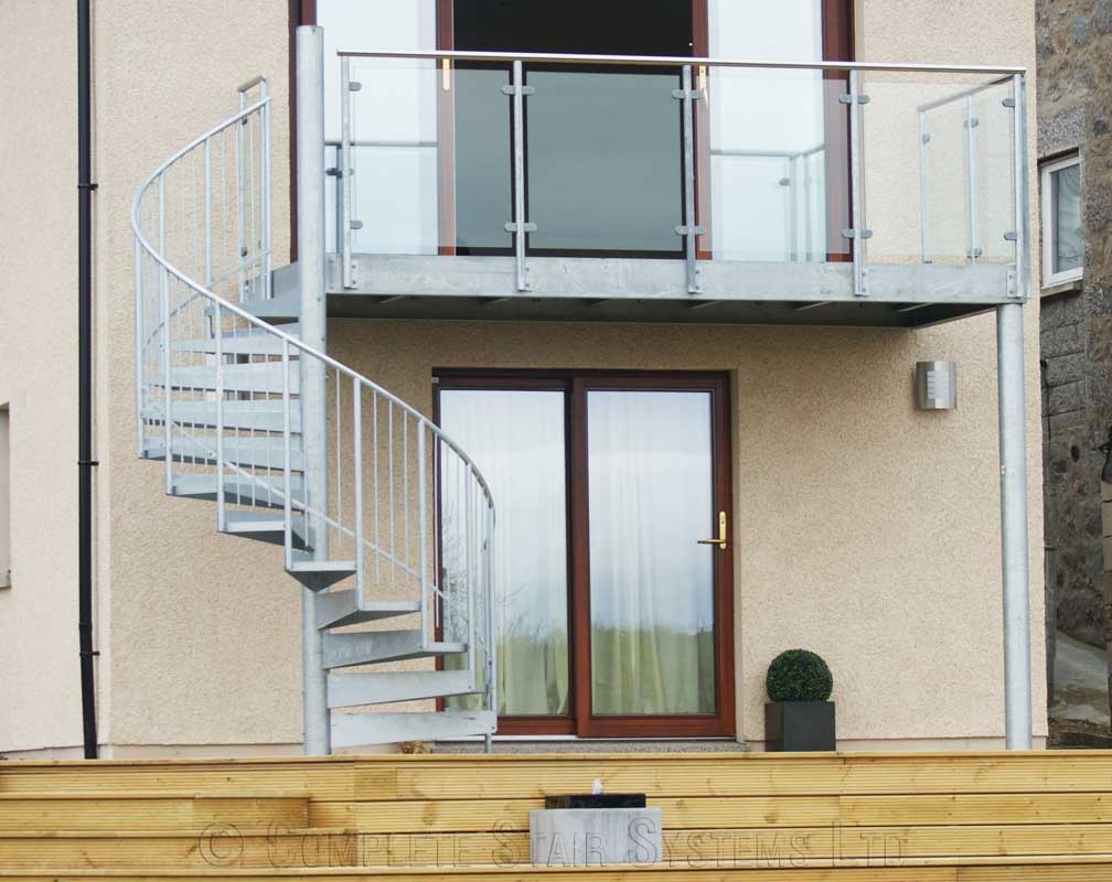 Stair case design | external spiral staircase kits