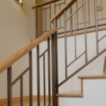 handrail design for stairs