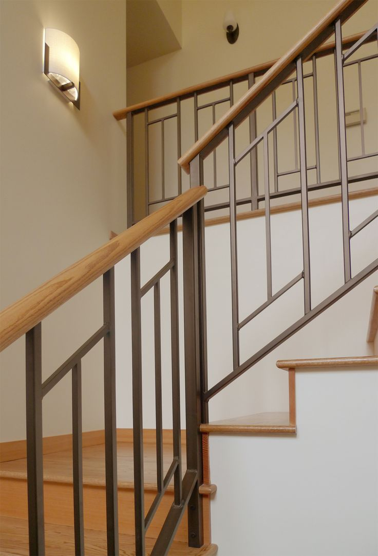 handrail design for stairs - Staircase design