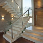home stairs and railings