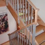 house railings stairs