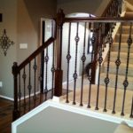 iron balusters for stairs