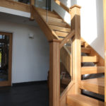 knoll post for stairs