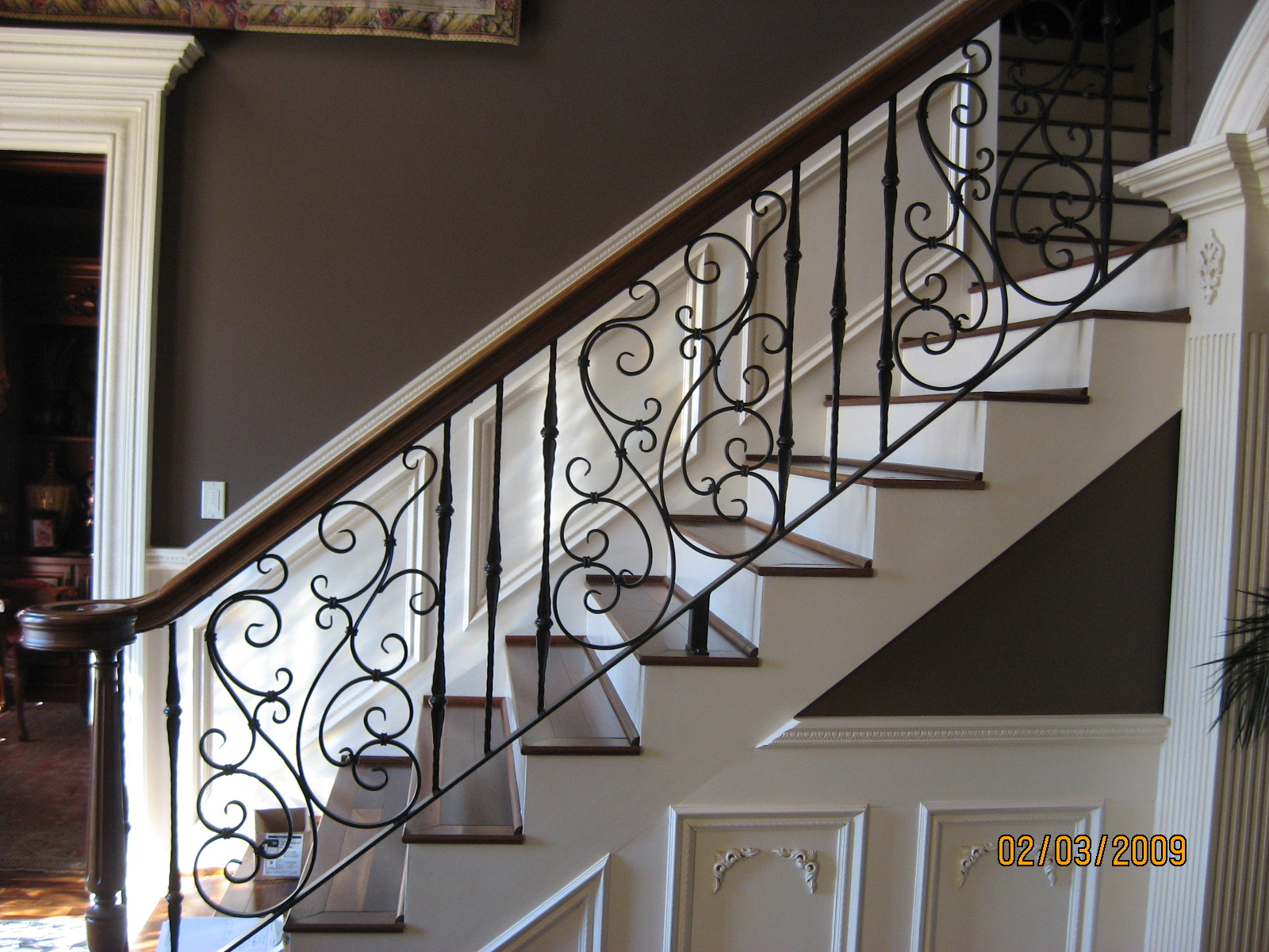 Metal Railing For Stairs Staircase Design,Hd Designs Outdoor Furniture