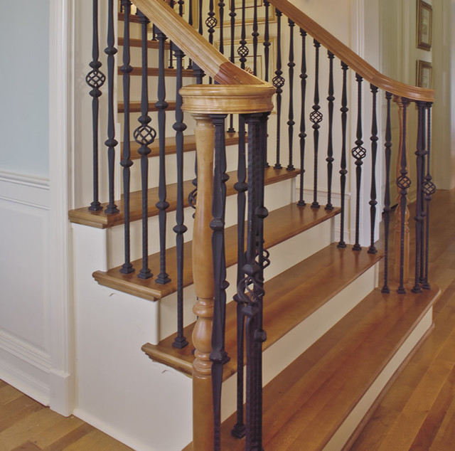 Metal Stair Parts