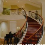 modern stair railing ideas