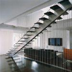 modern staircase railing designs