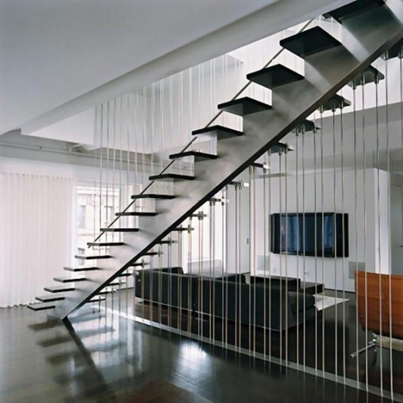 Modern Staircase Railing Designs