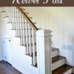 newel stair post