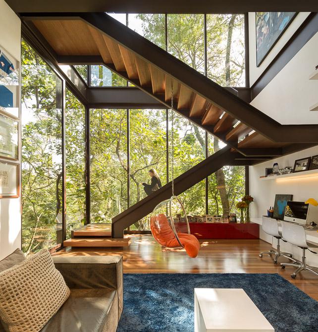 Open Staircase Ideas