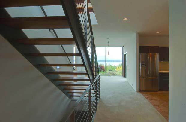 Open Tread Stairs