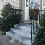railing for stairs outside
