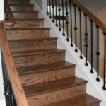 spindle stairs and railings