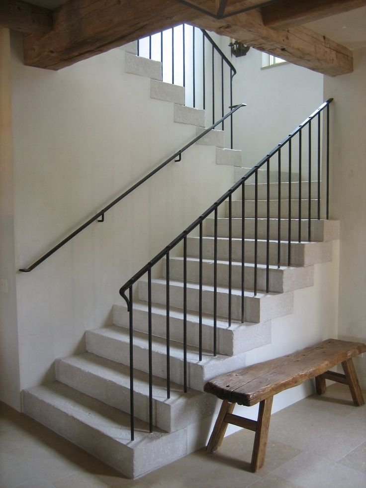 Stair Handrail Post Staircase Design
