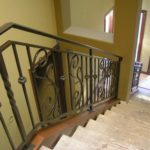 stair railing balusters