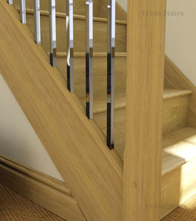 Stair Spindles And Handrails