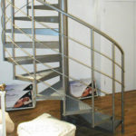 stair treads for spiral staircase