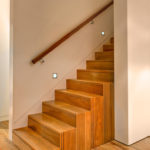 stair wall railing