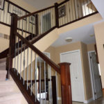 stairs railings design