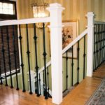stairs spindles and railings