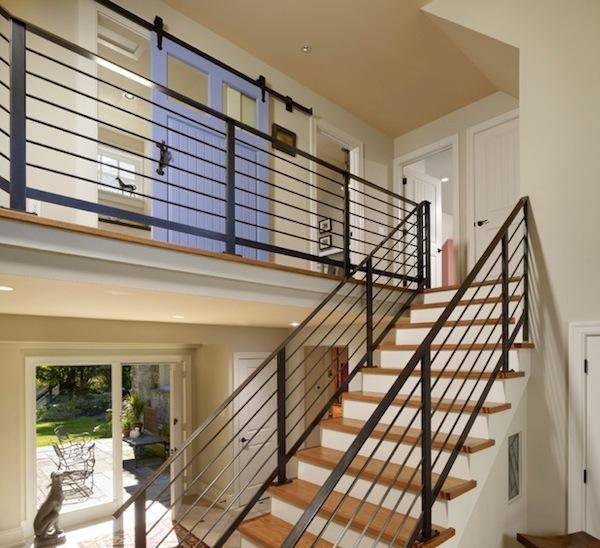 Stairway Railing Designs