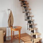 steel spiral staircase kit