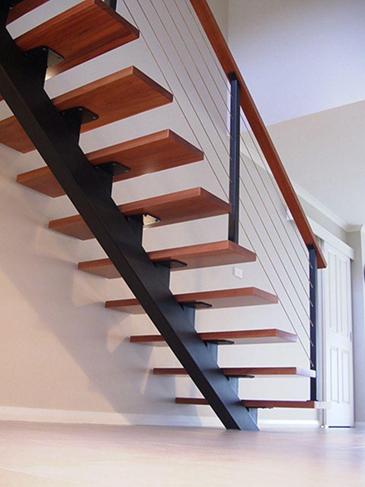 Elegant Steel Staircase Kits
