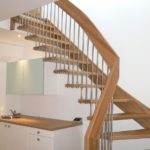 wood for stairs