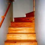 wooden staircase kits