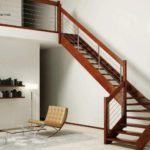 wooden stairs ideas