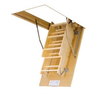 Ladder Fakro rulers LWS Smart