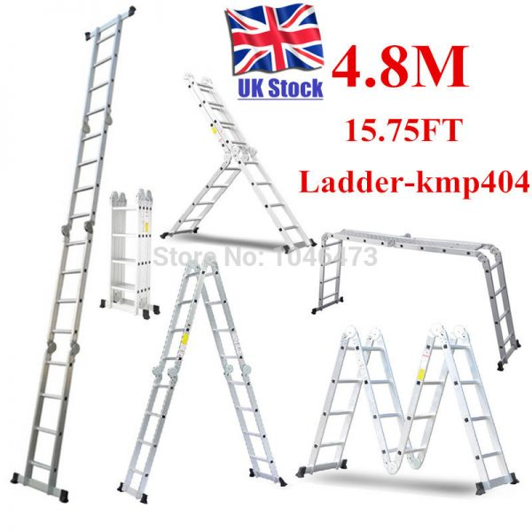 3 section step ladder pictures