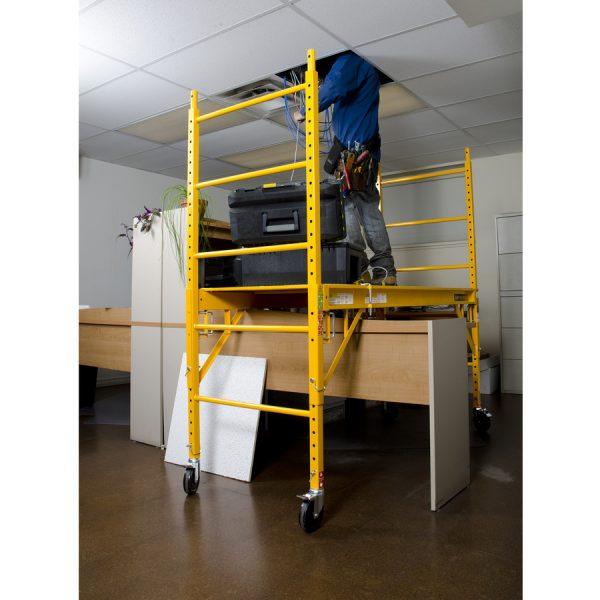 building ladder planks