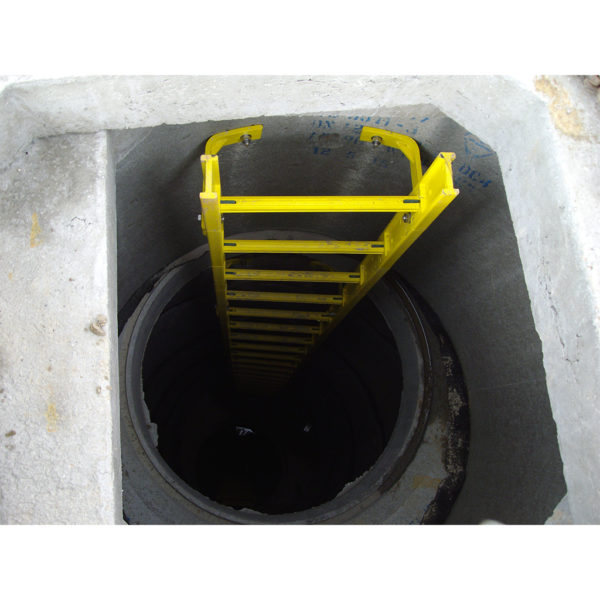 Vertical Step Ladders For Manholes Staircase Design