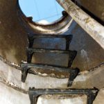 manhole ladder detail