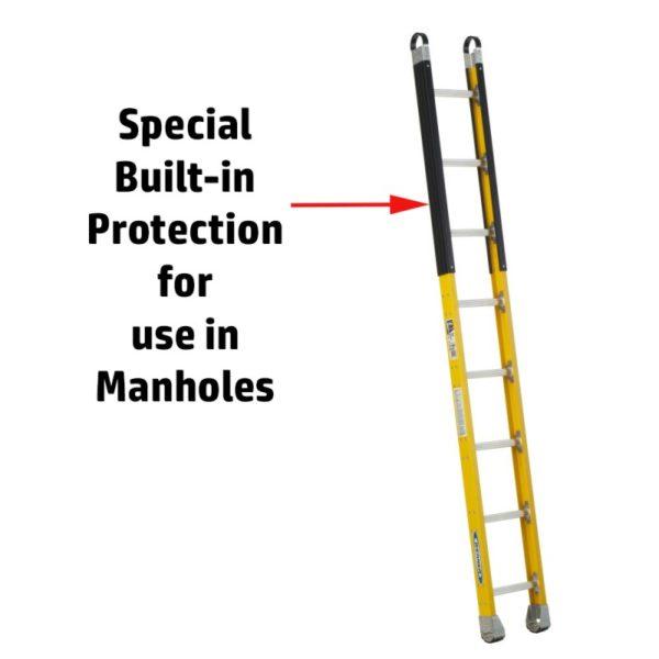 manhole ladders
