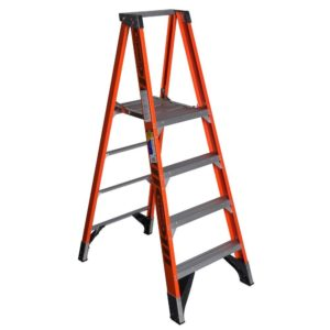 stair ladder platform