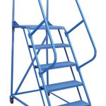 used warehouse ladders