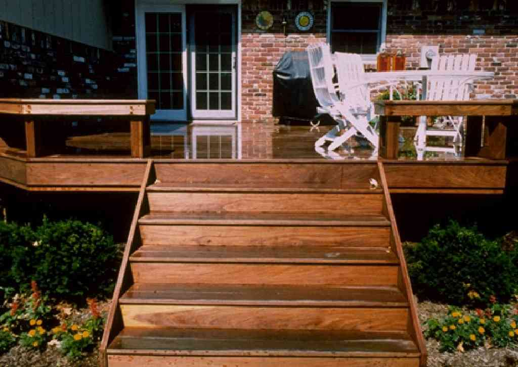 building wooden stairs staircase design